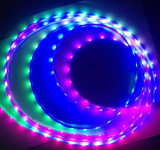 Digital multi color led strip zda lighting digital multi color led strip aloadofball Gallery